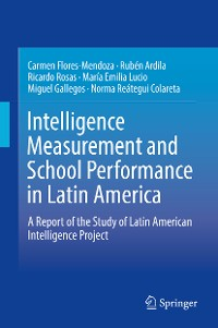 Cover Intelligence Measurement and School Performance in Latin America