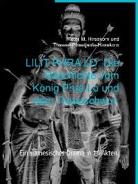 Cover LILIT PHRA LO. Die Geschichte vom König Phra Lo und dem Treueschwur.