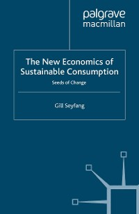 Cover The New Economics of Sustainable Consumption