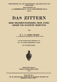 Cover Das Zittern