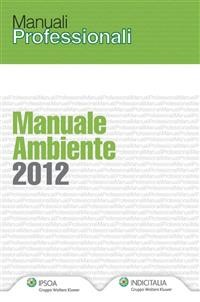 Cover Manuale Ambiente 2012