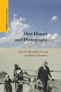 Cover Oral History and Photography