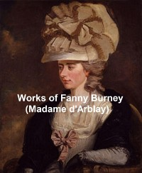 Cover Works of Fanny Burney