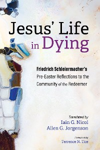 Cover Jesus' Life in Dying