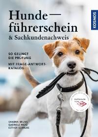 Cover Hundeführerschein und Sachkundenachweis