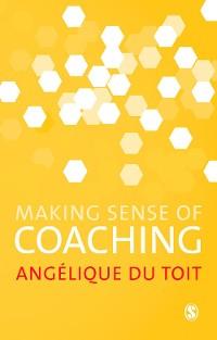 Cover Making Sense of Coaching