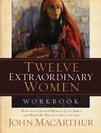 Cover Twelve Extraordinary Women Workbook