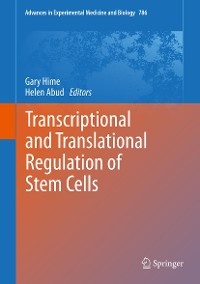 Cover Transcriptional and Translational Regulation of Stem Cells