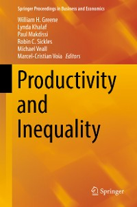 Cover Productivity and Inequality