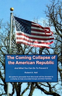 Cover Coming Collapse of the American Republic