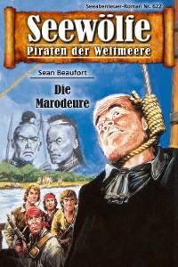 Cover Seewölfe - Piraten der Weltmeere 622