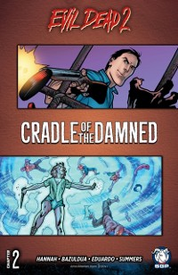 Cover Evil Dead 2: Cradle of the Damned Chapter 2