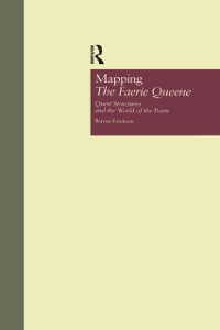Cover Mapping The Faerie Queene