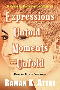 Cover Expressions Untold - Moments Unfold