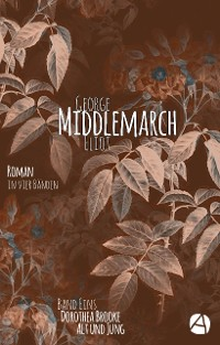 Cover Middlemarch. Band 1