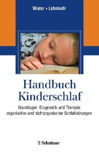 Cover Handbuch des Kinderschlafs