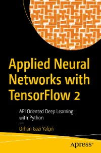 Cover Applied Neural Networks with TensorFlow 2