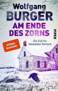 Cover Am Ende des Zorns