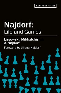 Cover Najdorf - Life and Games