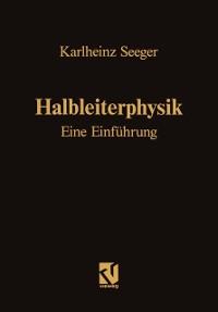 Cover Halbleiterphysik