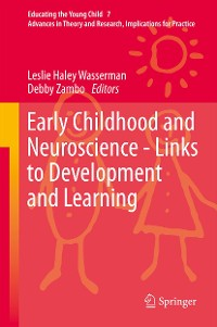 Cover Early Childhood and Neuroscience - Links to Development and Learning