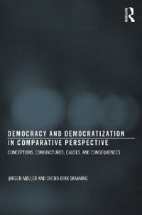 Cover Democracy and Democratization in Comparative Perspective