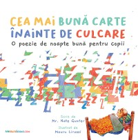 Cover The Best Bedtime Book (Romanian)