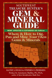 Cover Southwest Treasure Hunter's Gem and Mineral Guide (6th Edition)