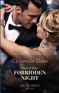 Cover Proof Of Their Forbidden Night (Mills & Boon Modern)