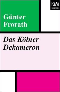 Cover Das Kölner Dekameron