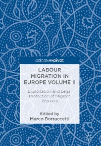 Cover Labour Migration in Europe Volume II