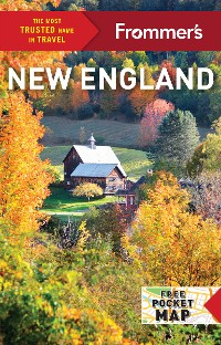 Cover Frommer's New England