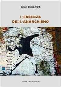 Cover L'essenza dell'Anarchismo