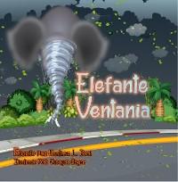 Cover Elefante Ventania (Portuguese Edition)