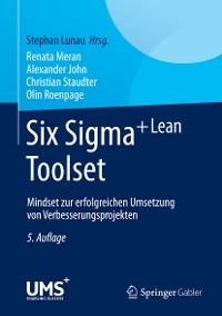 Cover Six Sigma+Lean Toolset
