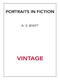 Cover Portraits in Fiction