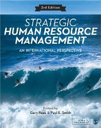 Cover Strategic Human Resource Management