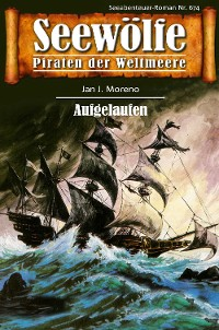 Cover Seewölfe - Piraten der Weltmeere 674