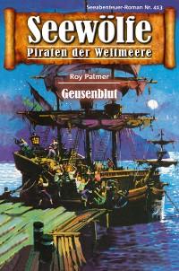 Cover Seewölfe - Piraten der Weltmeere 413