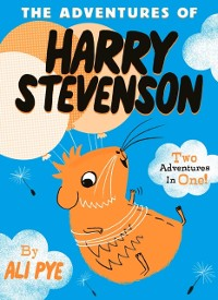 Cover Adventures of Harry Stevenson