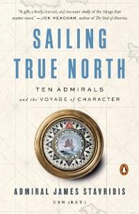 Cover Sailing True North