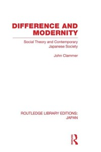 Cover Difference and Modernity