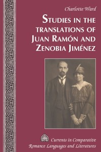 Cover Studies in the Translations of Juan Ramon and Zenobia Jimenez