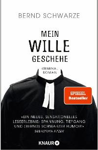 Cover Mein Wille geschehe