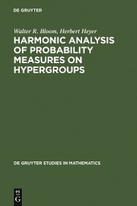 Cover Harmonic Analysis of Probability Measures on Hypergroups