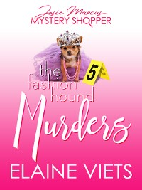 Cover The Fashion Hound Murders