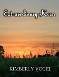 Cover Extraordinary Koen