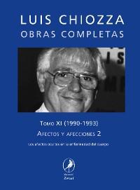 Cover Obras completas de Luis Chiozza Tomo XI