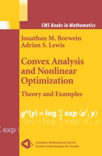 Cover Convex Analysis and Nonlinear Optimization
