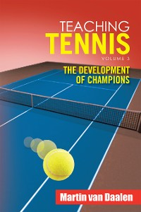 Cover Teaching Tennis Volume 3